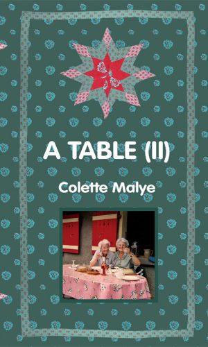 Portada del libro A table II