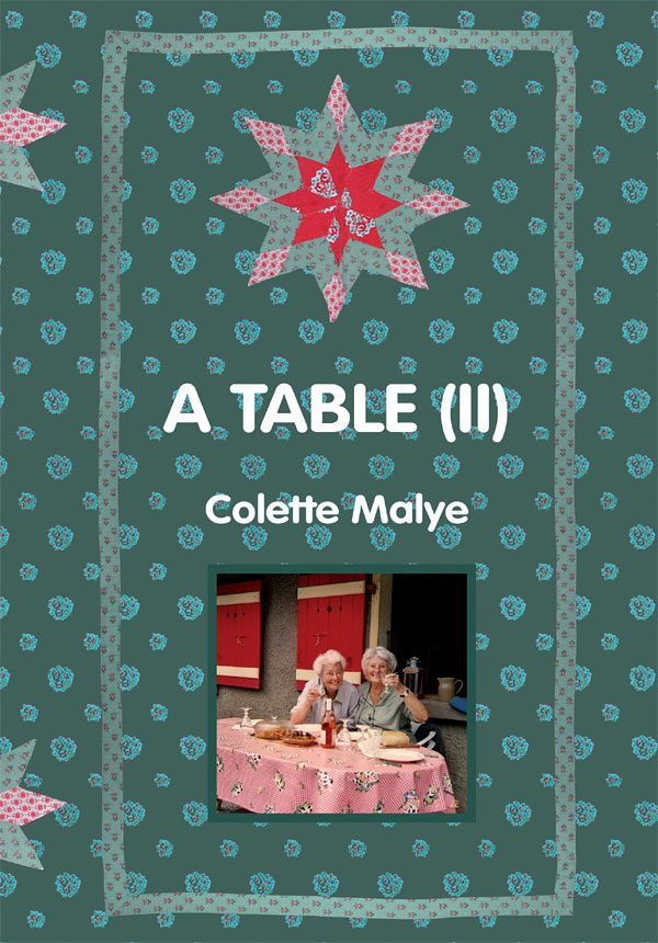 Portada del libro A table II