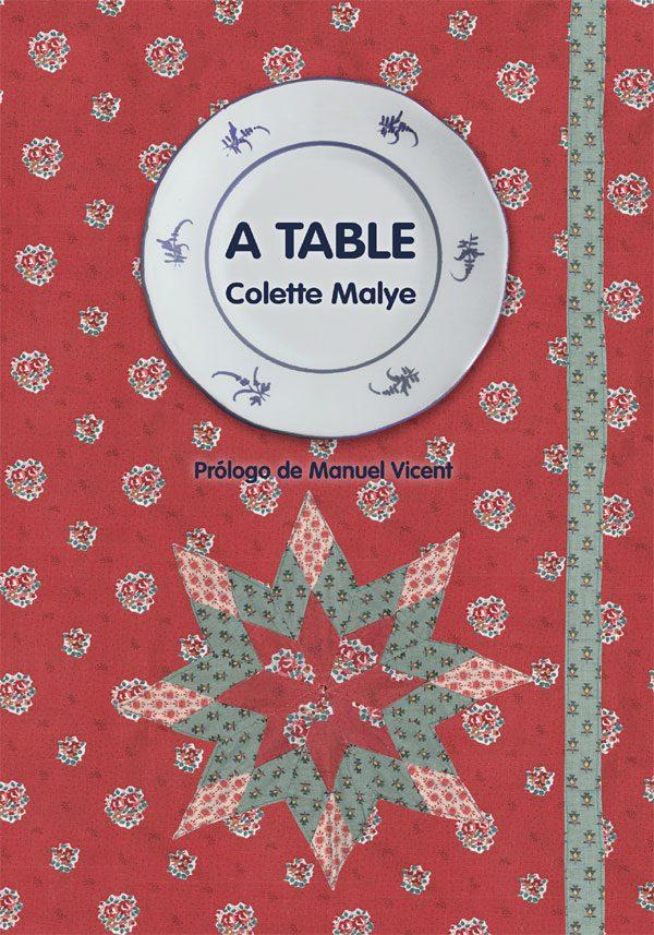 Portada del libro A table
