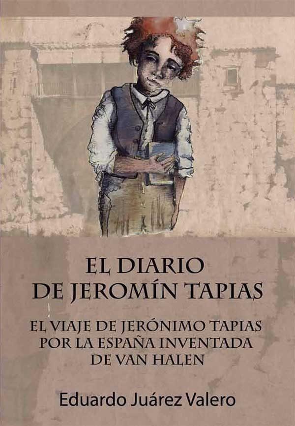 Portada del libro El diario de Jeromín Tapias