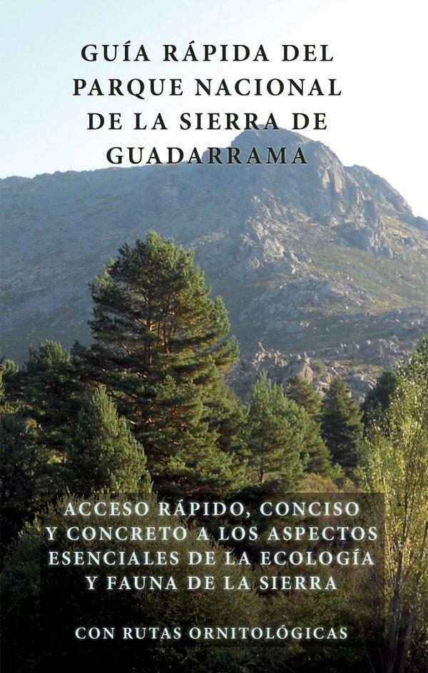 Portada de la Guía del Parque Nacional